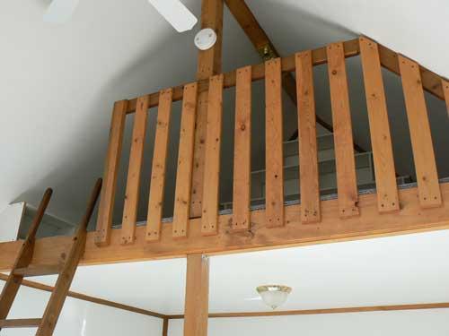 Guesthouse-loft