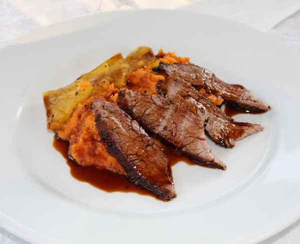 Iron-chef-flank-steak