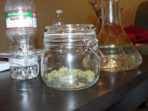 Tenant-marijuana