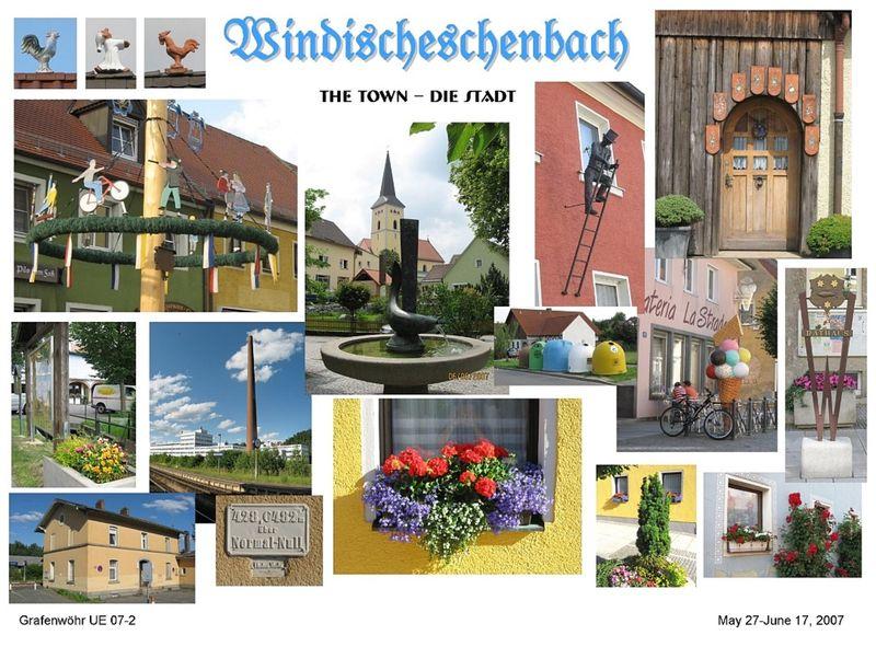 Windischeschenbach postcard