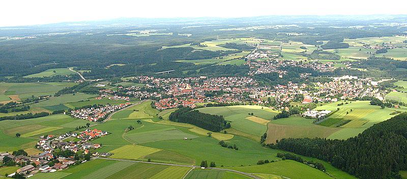 Windischeschenbach town