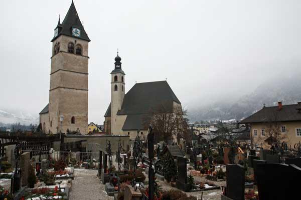 Kitzbuhel-austria-church